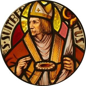Sint Suitbertus (+ 1 maart 713)